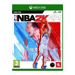 Igra za XBOX ONE NBA 2K22 STANDARD EDITION