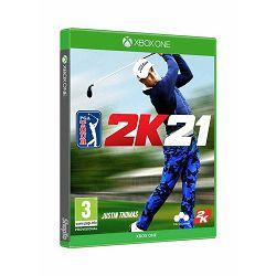 Igra za XBOX ONE PGA Tour 2K21