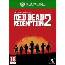 Igra za XBOX ONE Red Dead Redemption 2