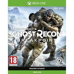 Igra za XBox One Tom Clancy's Ghost Recon Breakpoint Aurora Deluxe Edition