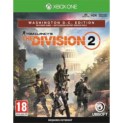 Igra za XBOX ONE Tom Clancy's The Division 2 Washington DC Deluxe Edition