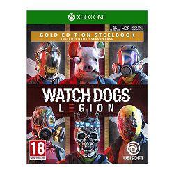 Igra za XBOX ONE Watch Dogs Legion Gold Edition