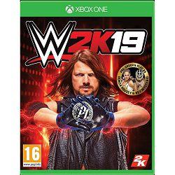 Igra za Xbox One WWE 2K19 Standard Edition