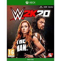 Igra za XBox One WWE 2K20