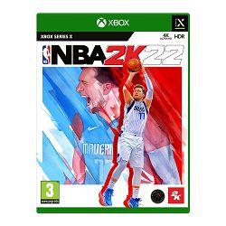 Igra za XBOX SERIES X NBA 2K22 STANDARD EDITION P