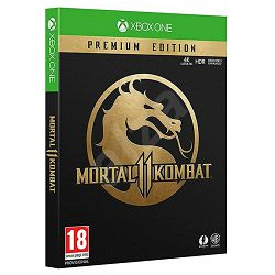 Igra za XBOX WARNER BROS Mortal Combat 11  Premium