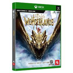Igra za XBOX 1 TINY TINA'S WONDERLANDS CHAOTIC GREAT EDITION (XBSX HYBRID)