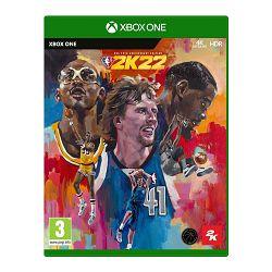 Igra za XBOX ONE NBA 2K22 75TH ANNIVERSARY EDITION