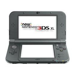 Igraća konzola NINTENDO New 3DS XL Metallic Crna