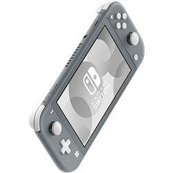 Igraća konzola NINTENDO Switch Lite siva