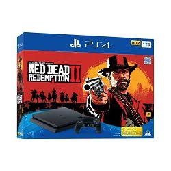 Igraća konzola SONY PLAYSTATION 4 1TB Slim F chassis + Red Dead Redemption