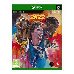 Igra za XBOX Series X NBA 2K22 75TH ANNIVERSARY EDITION