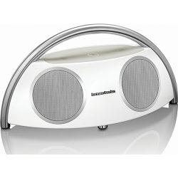 Prijenosni zvučnik HARMAN KARDON Go + Play bijeli (Bluetooth, baterija 8h)