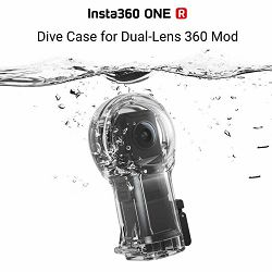 Vodootporno kućište Insta360 ONE R Dual-Lens 360 Mod Dive case
