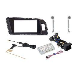 Instalacijski kit za LCD panel ALPINE G-KTX-Q5L za Audi Q5