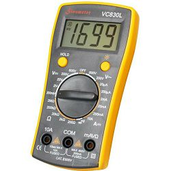 Instrument mjerni, digitalni VC 830L