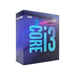 Intel Core i3 9100 3.6GHz,6MB,4C,LGA 1151 CL