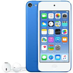 APPLE iPod touch 128GB plavi