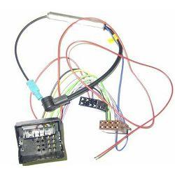 ISO FAKRA + antena adapter CITROEN 59.183