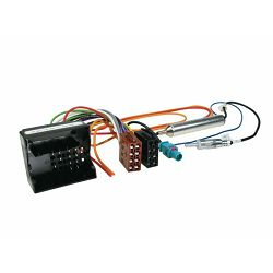 ISO FAKRA + antena adapter PEUGEOT CITROEN