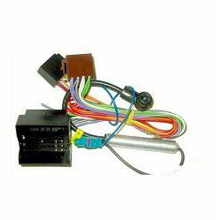 ISO konektor 230062 + ANT.adapter s napajanjem za VW