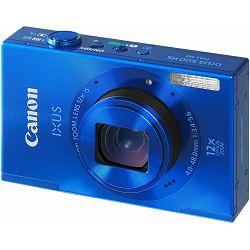 Fotoaparat CANON IXUS 500HS Plavi + poklon memorijska kartica 8GB