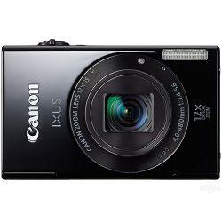 Fotoaparat CANON IXUS 510HS Crni + poklon memorijska kartica 8GB