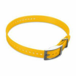 Zamjenska ogrlica za GARMIN T5/TT15 žuta