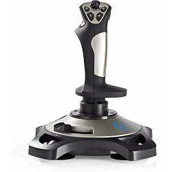 Joystick NEDIS GJSK200BK, gaming, force vibration, USB napajanje