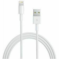 Kabel ARTWIZZ LIGHTNING - USB 2m bijeli