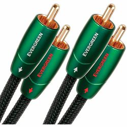 KABEL AUDIOQUEST 2RCA to 2RCA Evergreen 0,6m
