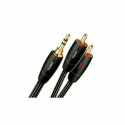 Kabel AUDIOQUEST 3.5mm - 2RCA TOWER 3m