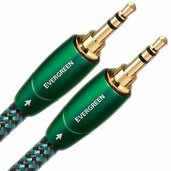 Kabel AUDIOQUEST EVERGREEN 3.5mm to 3.5mm, 1,0m