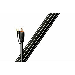 Kabel za zvučnik AUDIOQUEST BLACK LAB 2,0 m