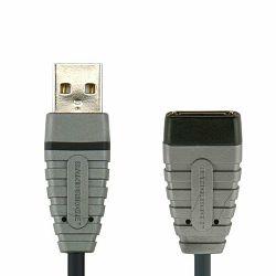 Kabel BANDRIDGE BCL4305 USB AM - AŽ produžni 4,5m