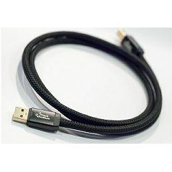 Kabel BLACK RHODIUM ACE USB 2M
