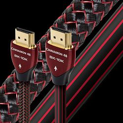 Kabel HDMI AUDIOQUEST Cinnamon 48, 1m