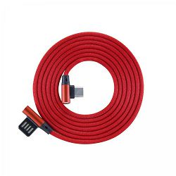 Kabel za mobitel SBOX USB TYPE-C 90 M/M 1,5M crveni