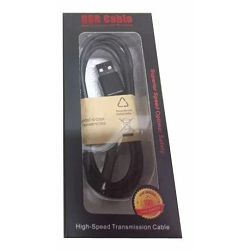 Kabel za mobitel USB na MIRCO USB 2A crni