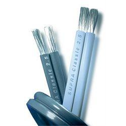 Kabel za zvučnik SUPRA CLASSIC 2x2.5 antracit gray B200