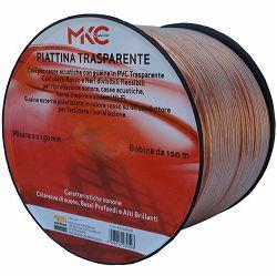 Kabel za zvučnike MKC 2x1,5 100 metara