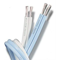 Kabel za zvučnike SUPRA classic B300 2X1,6MM, ice blue