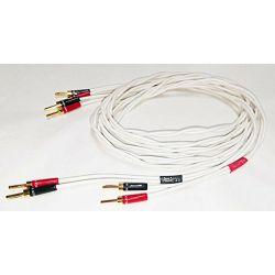 Kabel za zvučnike terminirani BLACK RHODIUM TWIRL 4.0 2 x 3.0m