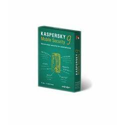 Antivirus KASPERSKY Mobile Security verzija 9,1 User retail pack