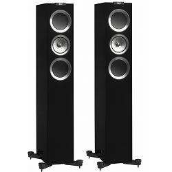 Zvučnici KEF R500 Gloss Black