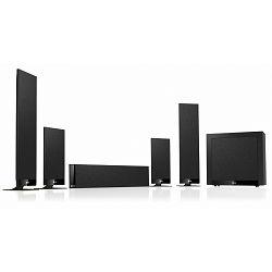 Set zvučnika za kućno kino KEF T205 crni