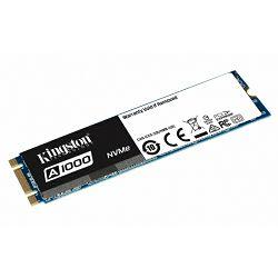SSD KINGSTON A1000 NVMe 960GB,R1500/W1000, M.2 2280