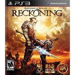 PS3 igra Kingdoms of Amalur Reckoning