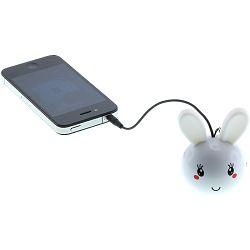 Prijenosni zvučnik KITSOUND Mini Buddy Zec bijeli