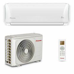Klima uređaj INVENTOR ARIA komplet (3,52kW, Wi-Fi, inventer, Superpower Ionizator, HEPA filter, 5 godina garancije, A++)